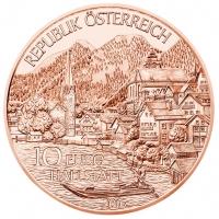 AUSTRIA 10 EURO 2016 - UPPER AUSTRIA