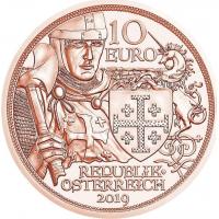 AUSTRIA 10 EURO 2019 - ADVENTURE