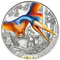 AUSTRIA 3 EURO 2020 - ARAMBOURGIANIA