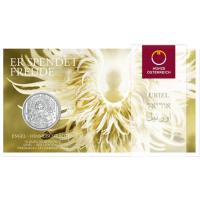 AUSTRIA 10 EURO 2018 - URIEL - ANGEL OF LIGHT -SILVER
