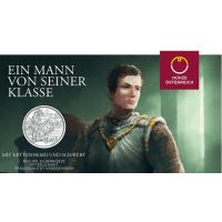 AUSTRIA 10 EURO 2019 - CHIVALRY -SILVER