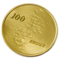 ESTONIA 2010 - 100 KROONI - THE ESTONIAN PEOPLE