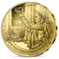 FRANCE 1/4 EURO 2021 -THE CORONATION OF NAPOLEON I