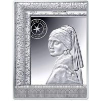 FRANCE 10 EURO 2021 - The Girl with a Pearl Earring
