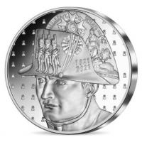 FRANCE 20 EURO 2021 - 200th Anniversary of the Death of Napoleon I
