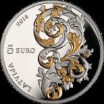 LATVIA SILVER COINS