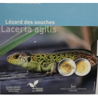 LUXEMBOURG 5 EURO 2021 - Lacerta