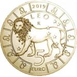San Marino 5 EURO - Zodiak