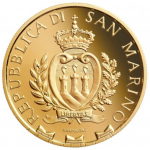 SAN MARINO - GOLD