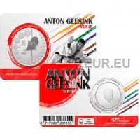 NETHERLANDS 5 EURO 2021 - Anton Gisink