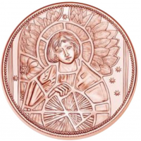 AUSTRIA 10 EURO 2018 - URIEL - ANGEL OF LIGHT