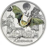 AUSTRIA 3 EURO 2016 - BAT