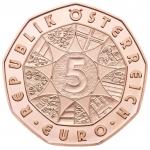 AUSTRIA 5 EURO