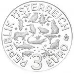 3 EURO - AUSTRIA