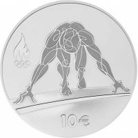 ESTONIA 10 EURO 2016 - OLIMPIC GAMES IN RIO DE JANEIRO