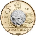 ITALY 5 EURO
