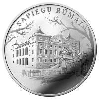 LITHUANIA 20 EURO 2019 - SAPIEHA PALACE
