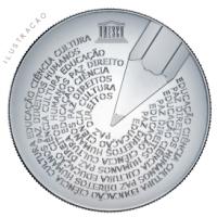 PORTUGAL 5 EURO 2020 - UNESCO WORLD PORTUGUESE LANGUAGE DAY