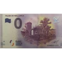 0 EURO 2017-1 - PALMA DE MALLORCA  - SPAIN