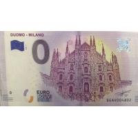 0 EURO 2018 - DUOMO - MILANO - ITALY