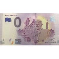 0 EURO 2018 - POPE FRANCIS - VATICAN
