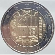 ANDORRA 2018 - 2 EURO