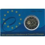 ANDORRA 2 EURO - PROOF