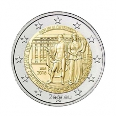 AUSTRIA 2 EURO 2016 - NATIONALBANK