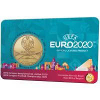 BELGIUM 2.5 EURO 2021 - UEFA 2020