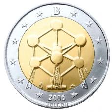 BELGIUM 2 EURO 2006 - ATOMIUM