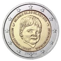 BELGIUM 2 EURO 2016 - CHILD FOCUS