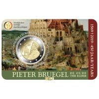 BELGIUM 2 EURO 2019 - 450 YEARS SINCE THE EATH OF PETER BRUEGELTHE ELDER - NL