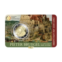 BELGIUM 2 EURO 2019 - 450 YEARS SINCE THE EATH OF PETER BRUEGELTHE ELDER - FR
