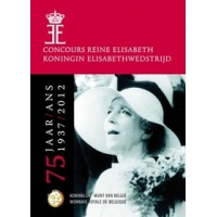 BELGIUM 2 EURO 2012 - QUEEN ELISABETH MUSIC COMPETITION 75 YEARS - COIN CARD