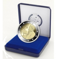 BELGIUM 2 EURO 2019 - 450 YEARS SINCE THE EATH OF PETER BRUEGELTHE ELDER PROOF