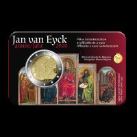BELGIUM 2 EURO 2020 - JAN VAN EYCK - FR