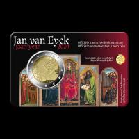 BELGIUM 2 EURO 2020 - JAN VAN EYCK - NL