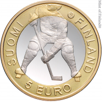 FINLAND 5 EURO 2012 -  IIHF ICE HOCKEY WORLD CHAMPIONSHIP