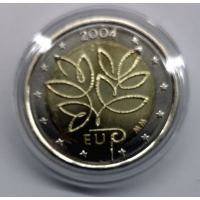 FINLAND 2 EURO 2004 -ENLARGEMENT OF THE EUROPEAN UNION - BU