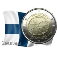 FINLAND 2 EURO 2009 - EMU