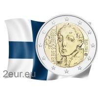 FINLAND 2 EURO 2012 - HELENE SCHJERFBECK