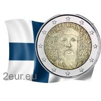 FINLAND 2 EURO 2013 - F.E.SILLANPAA