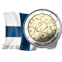 FINLAND 2 EURO 2013 - PARLIAMENT OF 1863