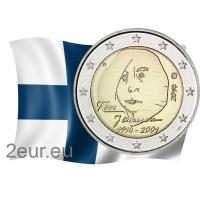 FINLAND 2 EURO 2014 - TOVE JANSSON