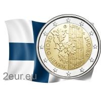 FINLAND 2 EURO 2016 - GEORG HENRIK VON WRIGHT