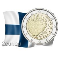FINLAND 2 EURO 2016 - EINO LEINO