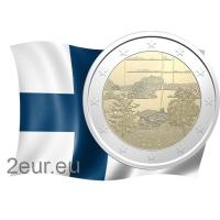 FINLAND 2 EURO 2018 -FINNISH SAUNA CULTURE