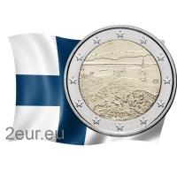 FINLAND 2 EURO 2018 - LANDSCAPE OF KOLI