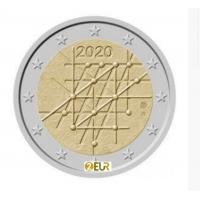 FINLAND 2 EURO 2020 - 100TH ANNIVERSARY OF THE TURKU UNIVERSITY