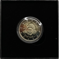 FINLAND 2 EURO 2012 - 10 YEARS OF EURO - PROOF
